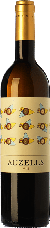 11,95 € | White wine Tomàs Cusiné Auzells Crianza D.O. Costers del Segre Catalonia Spain Viognier, Macabeo, Chardonnay, Sauvignon White, Muscatel Small Grain, Müller-Thurgau Bottle 75 cl