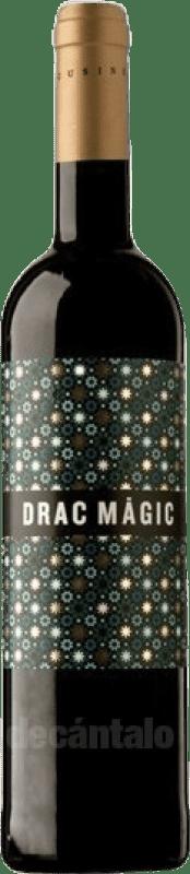 9,95 € 免费送货 | 红酒 Tomàs Cusiné Drac Màgic Joven D.O. Costers del Segre 加泰罗尼亚 西班牙 Tempranillo, Merlot, Grenache, Cabernet Sauvignon, Carignan 瓶子 75 cl