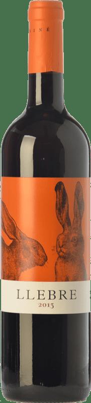 22,95 € Free Shipping | Red wine Tomàs Cusiné Llebre Joven D.O. Costers del Segre Catalonia Spain Tempranillo, Merlot, Syrah, Grenache, Cabernet Sauvignon, Carignan Magnum Bottle 1,5 L