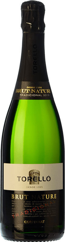 39,95 € Envoi gratuit | Blanc moussant Torelló Brut Nature Gran Reserva D.O. Cava Catalogne Espagne Macabeo, Xarel·lo, Parellada Bouteille Magnum 1,5 L