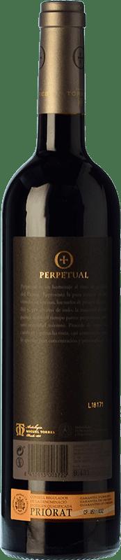 72,95 € Free Shipping   Red wine Torres Perpetual Crianza D.O.Ca. Priorat Catalonia Spain Grenache, Carignan Bottle 75 cl