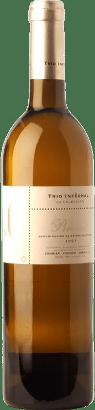 19,95 € Free Shipping | White wine Trio Infernal 0/3 Crianza D.O.Ca. Priorat Catalonia Spain Grenache White, Macabeo Bottle 75 cl