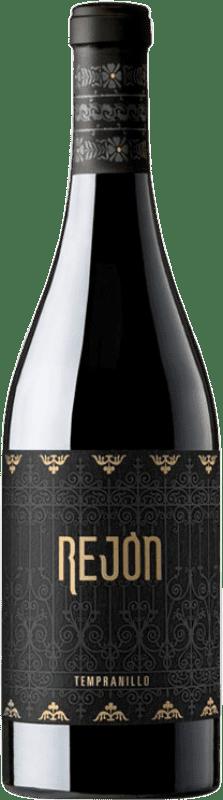 45,95 € Envío gratis | Vino tinto Tritón Rejón Reserva I.G.P. Vino de la Tierra de Castilla y León Castilla y León España Tempranillo Botella 75 cl