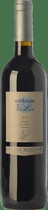 19,95 € | Red wine Vall Llach Embruix Crianza D.O.Ca. Priorat Catalonia Spain Merlot, Syrah, Grenache, Cabernet Sauvignon, Carignan Bottle 75 cl