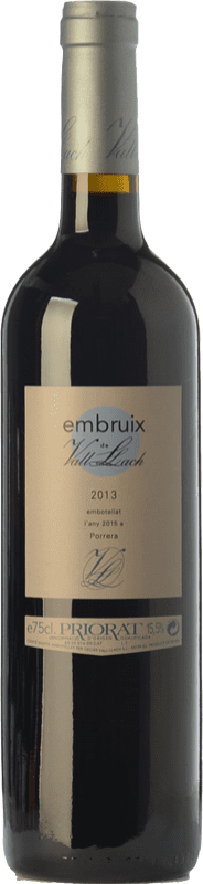 19,95 € 免费送货 | 红酒 Vall Llach Embruix Crianza D.O.Ca. Priorat 加泰罗尼亚 西班牙 Merlot, Syrah, Grenache, Cabernet Sauvignon, Carignan 瓶子 75 cl