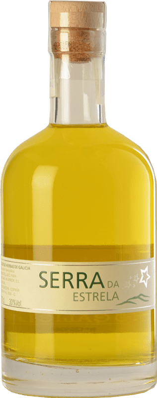 16,95 € Free Shipping | Herbal liqueur Valmiñor Serra da Estrela D.O. Orujo de Galicia Galicia Spain Bottle 75 cl