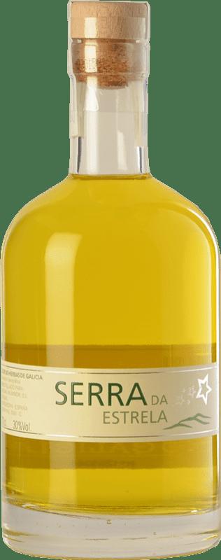 16,95 € Envío gratis | Licor de hierbas Valmiñor Serra da Estrela D.O. Orujo de Galicia Galicia España Botella 75 cl