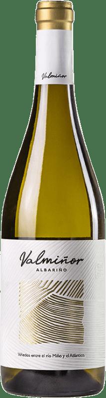 14,95 € | White wine Valmiñor D.O. Rías Baixas Galicia Spain Albariño Bottle 75 cl