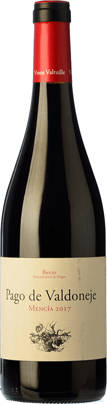 7,95 € Envoi gratuit | Vin rouge Valtuille Pago de Valdoneje Joven D.O. Bierzo Castille et Leon Espagne Mencía Bouteille 75 cl