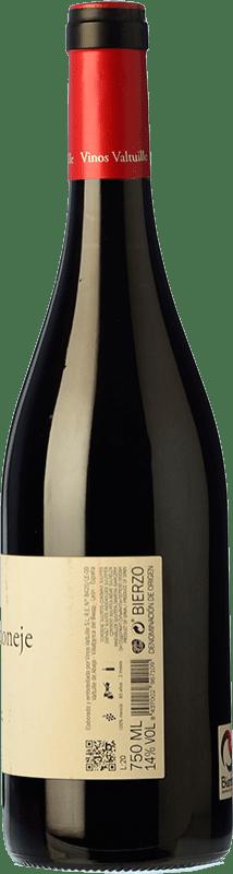 7,95 € | Red wine Valtuille Pago de Valdoneje Joven D.O. Bierzo Castilla y León Spain Mencía Bottle 75 cl