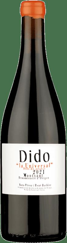 16,95 € 免费送货 | 红酒 Venus La Universal Dido Joven D.O. Montsant 加泰罗尼亚 西班牙 Merlot, Syrah, Grenache, Cabernet Sauvignon 瓶子 75 cl