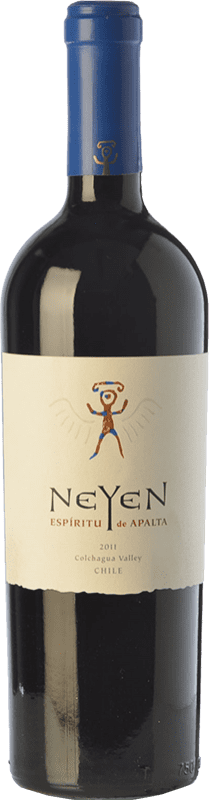 67,95 € Free Shipping | Red wine Veramonte Neyen The Blend Crianza I.G. Valle de Colchagua Colchagua Valley Chile Cabernet Sauvignon, Carmenère Bottle 75 cl