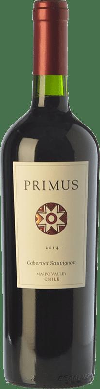 14,95 € Envoi gratuit   Vin rouge Veramonte Primus Crianza I.G. Valle del Maipo Vallée de Maipo Chili Cabernet Sauvignon Bouteille 75 cl