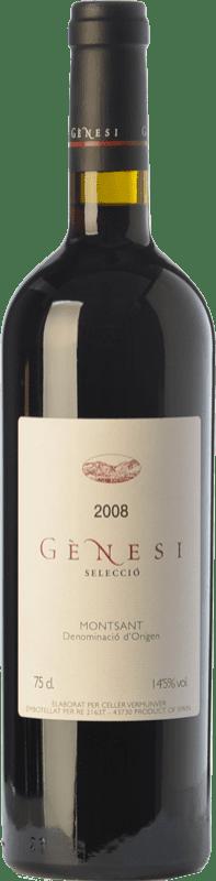 14,95 € Envoi gratuit | Vin rouge Vermunver Gènesi Selecció Crianza D.O. Montsant Catalogne Espagne Grenache, Carignan Bouteille 75 cl