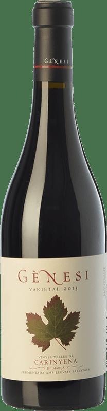 26,95 € Envío gratis | Vino tinto Vermunver Gènesi Varietal Vinyes Velles Carinyena Crianza D.O. Montsant Cataluña España Cariñena Botella 75 cl