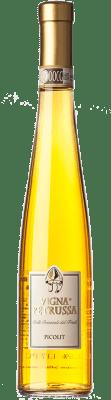 35,95 € Free Shipping | Sweet wine Vigna Petrussa D.O.C.G. Colli Orientali del Friuli Picolit Friuli-Venezia Giulia Italy Picolit Half Bottle 37 cl