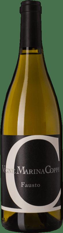 33,95 € Free Shipping | White wine Coppi Fausto D.O.C. Colli Tortonesi Piemonte Italy Timorasso Bottle 75 cl