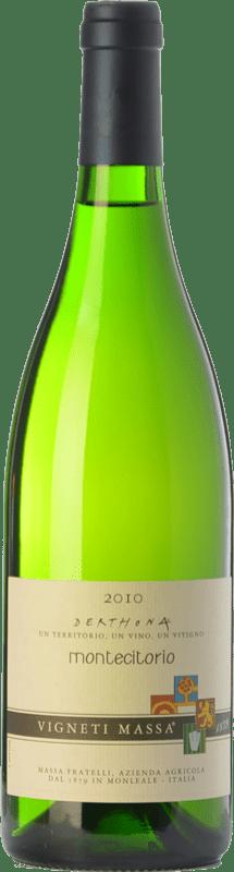 49,95 € Free Shipping | White wine Vigneti Massa Montecitorio D.O.C. Colli Tortonesi Piemonte Italy Bacca White Bottle 75 cl