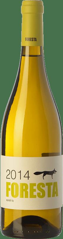19,95 € Free Shipping | White wine Vins de Foresta Xarel·lo Crianza Spain Viognier, Xarel·lo Bottle 75 cl