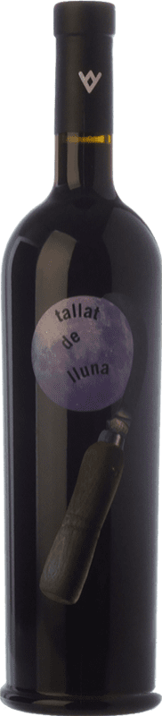 17,95 € Free Shipping | Red wine Els Vilars Tallat de Lluna Reserva D.O. Costers del Segre Catalonia Spain Syrah Bottle 75 cl