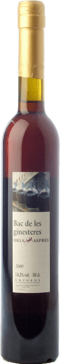 42,95 € | Sweet wine Aspres Bac de les Ginesteres D.O. Empordà Catalonia Spain Grenache Grey Half Bottle 50 cl