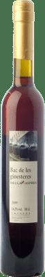 42,95 € Envío gratis | Vino dulce Aspres Bac de les Ginesteres D.O. Empordà Cataluña España Garnacha Gris Media Botella 50 cl