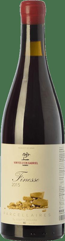 17,95 € | Red wine Vinyes d'en Gabriel Finesse Joven D.O. Montsant Catalonia Spain Grenache Bottle 75 cl