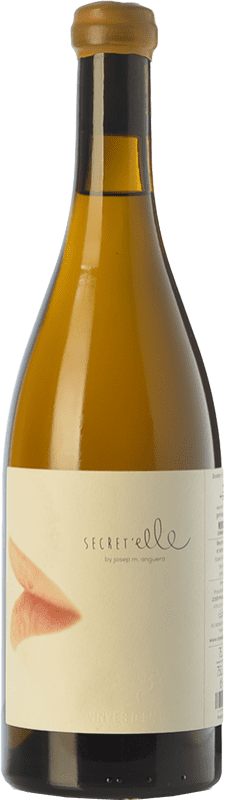 61,95 € | White wine Vinyes d'en Gabriel Secret'Elle Crianza D.O. Montsant Catalonia Spain Grenache White Bottle 75 cl
