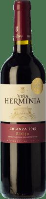 Viña Herminia Rioja Crianza 75 cl
