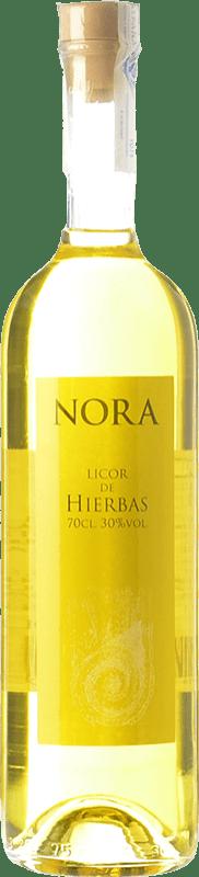 12,95 € | Herbal liqueur Viña Nora D.O. Orujo de Galicia Galicia Spain Bottle 70 cl