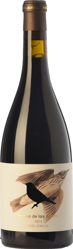 19,95 € Free Shipping | Red wine Viña Zorzal Señora de las Alturas Crianza D.O. Navarra Navarre Spain Tempranillo, Grenache, Graciano Bottle 75 cl