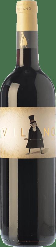 7,95 € | Red wine Viñas del Cénit Villano Roble I.G.P. Vino de la Tierra de Castilla y León Castilla y León Spain Tempranillo Bottle 75 cl