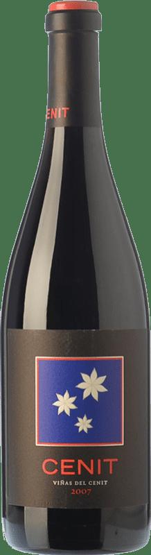 51,95 € | Red wine Viñas del Cénit Crianza D.O. Tierra del Vino de Zamora Castilla y León Spain Tempranillo Bottle 75 cl