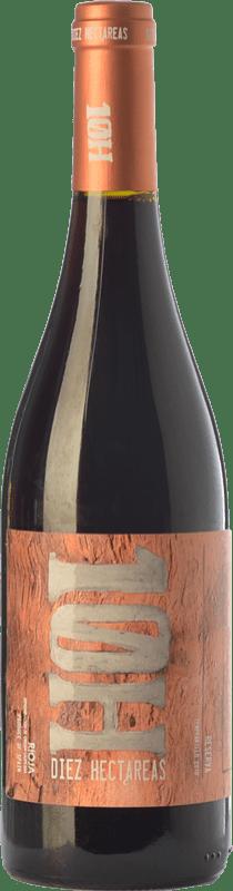 13,95 € Envío gratis | Vino tinto Viñedos de Altura 10H Reserva D.O.Ca. Rioja La Rioja España Tempranillo Botella 75 cl