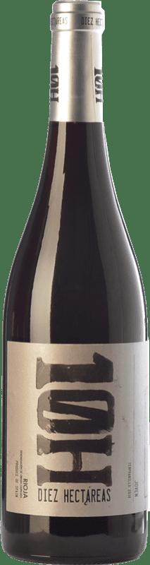 5,95 € 免费送货   红酒 Viñedos de Altura 10H Joven D.O.Ca. Rioja 拉里奥哈 西班牙 Tempranillo 瓶子 75 cl