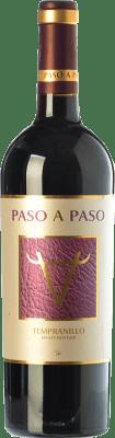 Volver Paso a Paso Tempranillo Vino de la Tierra de Castilla Joven 75 cl