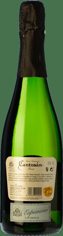 8,95 € Free Shipping   White sparkling Yllera Cantosán Brut Reserva D.O. Rueda Castilla y León Spain Verdejo Bottle 75 cl