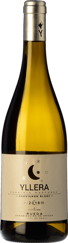 7,95 € | White wine Yllera D.O. Rueda Castilla y León Spain Sauvignon White Bottle 75 cl