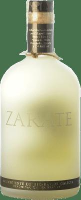 19,95 € Envío gratis | Licor de hierbas Zárate D.O. Orujo de Galicia Galicia España Media Botella 50 cl