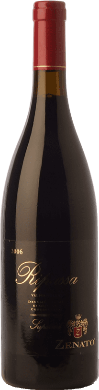 19,95 € Free Shipping | Red wine Zenato Superiore D.O.C. Valpolicella Ripasso Veneto Italy Corvina, Rondinella, Oseleta Bottle 75 cl