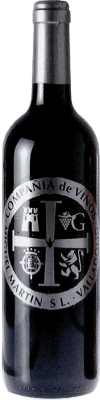 Thesaurus Cosechero Tempranillo Joven 75 cl