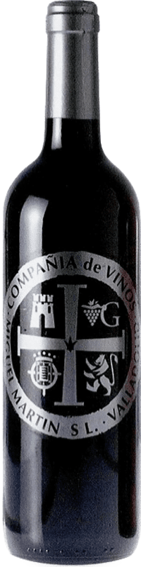 3,95 € | Red wine Thesaurus Cosechero Joven Spain Tempranillo Bottle 75 cl