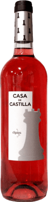 Thesaurus Casa Castilla Tempranillo Cigales Joven 75 cl
