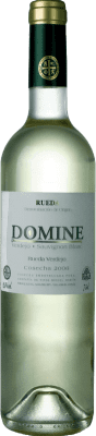 6,95 € | White wine Thesaurus Domine Joven D.O. Rueda Castilla y León Spain Verdejo, Sauvignon White Bottle 75 cl