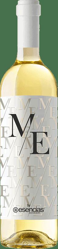 White wine Esencias ME&White I.G.P. Vino de la Tierra de Castilla y León Spain Verdejo Bottle 75 cl