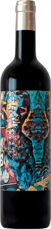红酒 Alvarito Crianza I.G.P. Vino de la Tierra de Castilla y León 卡斯蒂利亚莱昂 西班牙 Tempranillo 瓶子 75 cl