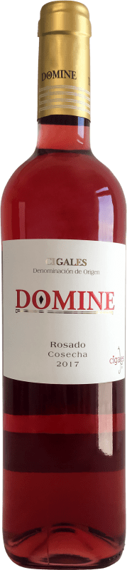 6,95 € Free Shipping | Rosé wine Thesaurus Domine Joven D.O. Cigales Castilla y León Spain Tempranillo Bottle 75 cl