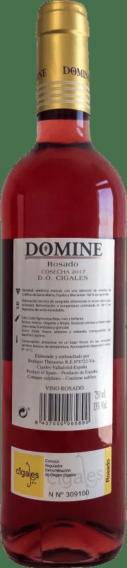 Thesaurus Domine Tempranillo Cigales Joven 75 cl