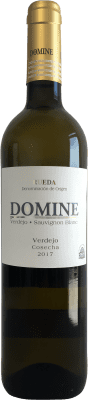 5,95 € Spedizione Gratuita | Vino bianco Thesaurus Domine Joven D.O. Rueda Castilla y León Spagna Verdejo Bottiglia 75 cl