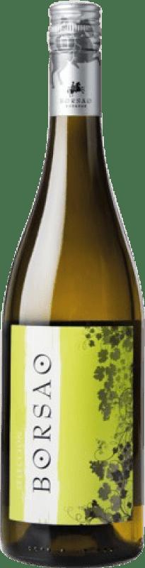 5,95 € Free Shipping   White wine Borsao Blanco Selección D.O. Campo de Borja Spain Macabeo Bottle 75 cl